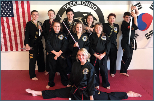 MARTIAL ARTS: Tournament time in Chewelah