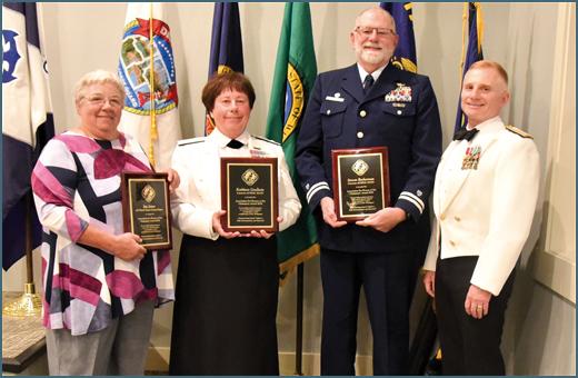 Beckerman awarded for life-saving effort