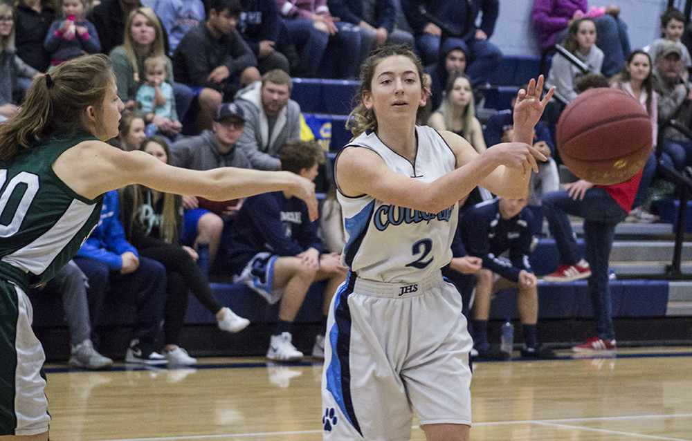 GIRLS BASKETBALL: Liberty downs Lady Cougars, 74-31 – The ...