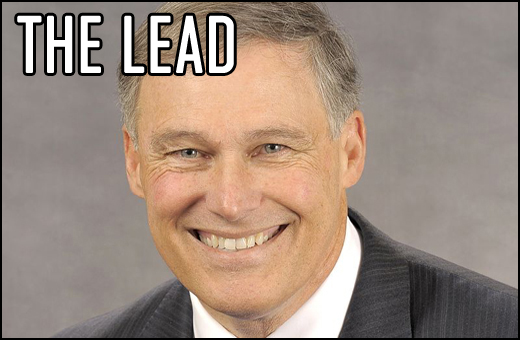 THE LEAD: Inslee's budget includes study of breaching dams, Baby powder company knew product had asbestos, Sandy Hook receives bomb threat on shooting anniversary, California mulls text tax