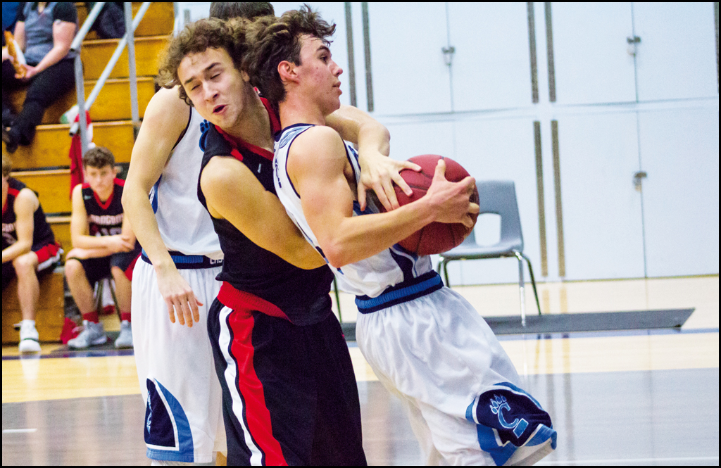 BOYS BASKETBALL Cougs bounce back against Wilbur-Creston