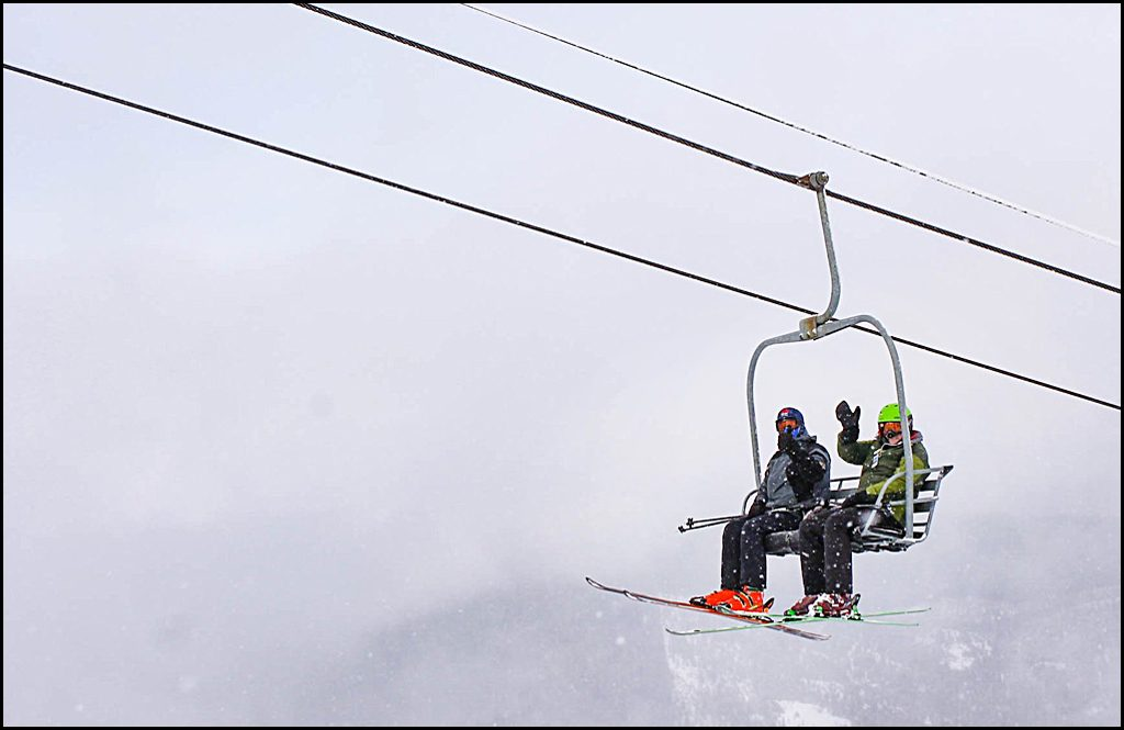 Chair 4 at 49 Degrees North closed for rest of season