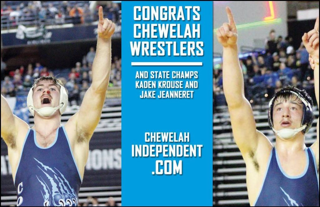 THE BEST WRESTLING TEAM IN SCHOOL HISTORY? Cougars place third, first time in school history on the podium at state
