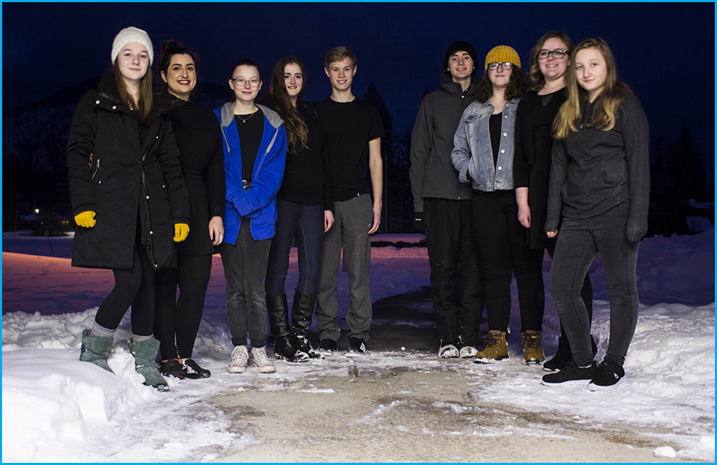 """JHS Theatre's """"Almost, Maine"""" opens on March 13"""
