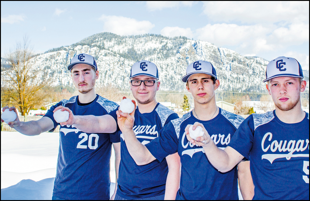 CHEWELAH BASEBALL PREVIEW: The boys of summer are back and they're ready to set the 2B's on fire
