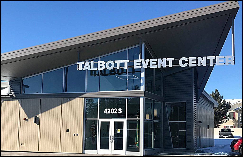 Dedication well deserved: Brian Talbott honored at NEWESD event center
