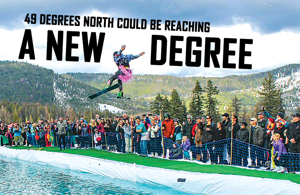 49 Degrees North announced new lodge and lift
