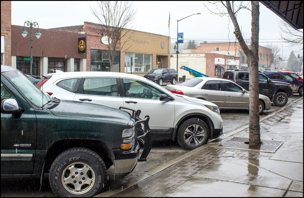 Disagreement emerges at council parking forum