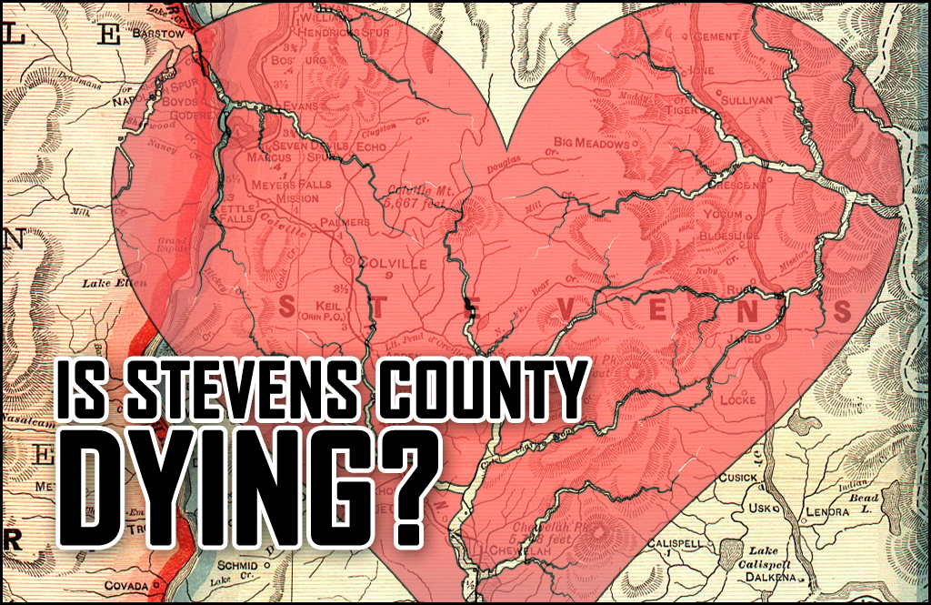 EASTSIDE COMMENTOR: We need to ask the tough question, is Stevens County dying?