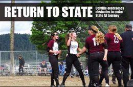 Return to state: Colville softball battles to final bracket