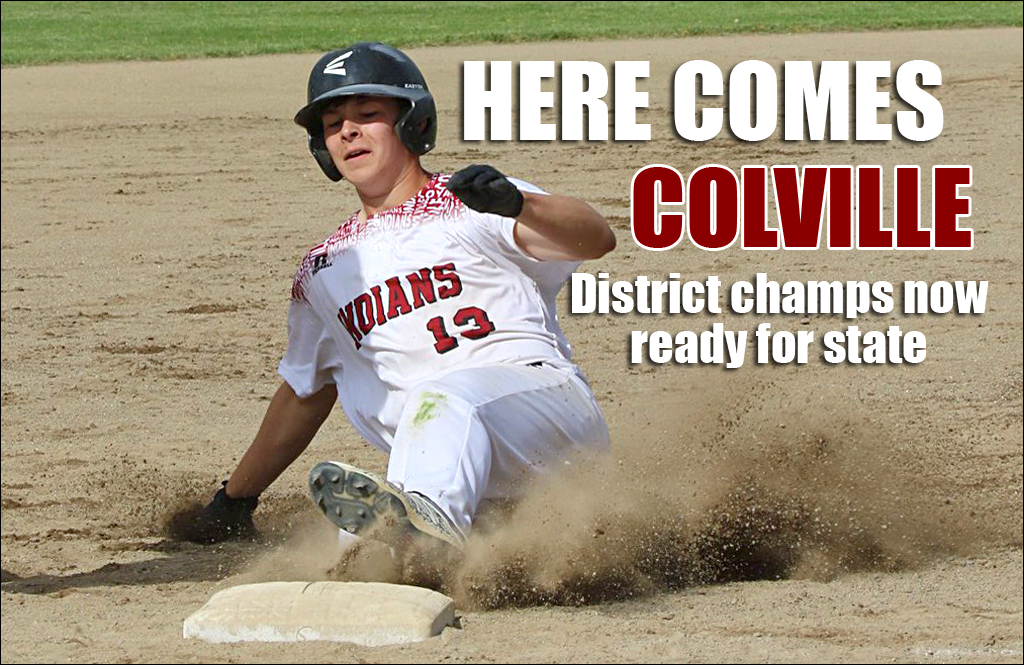 BASEBALL: Fresh off their first district title since the early 90s, Colville ready for state