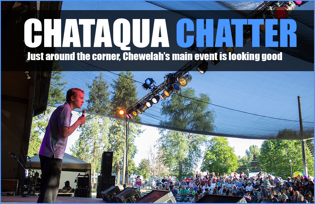 Chewelah's Chataqua already has 72 craft vendors and it's only May 9