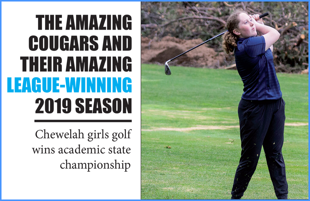 GIRLS GOLF: Chewelah girls win league title and academic state championship