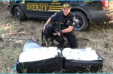 Okanogan K-9 unit finds $1 million worth of meth