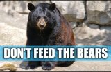 Colville National Forest urges people to safely store food to prevent conflicts with bears