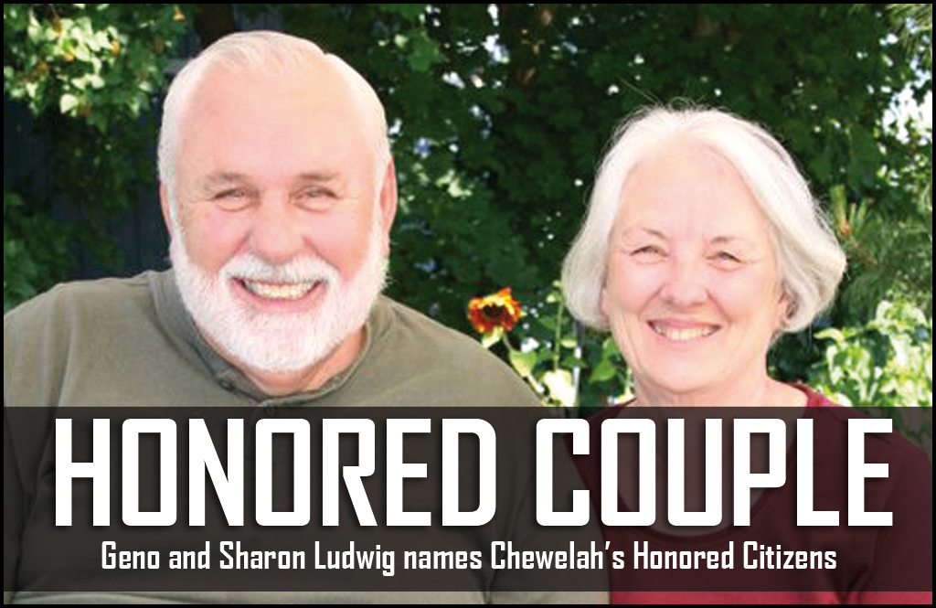 Ludwigs named 2019 Chewelah Honored Citizens