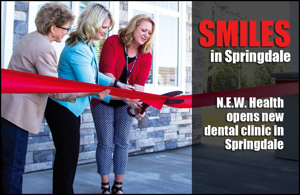 New dental clinic brings more modern facility to Springdale