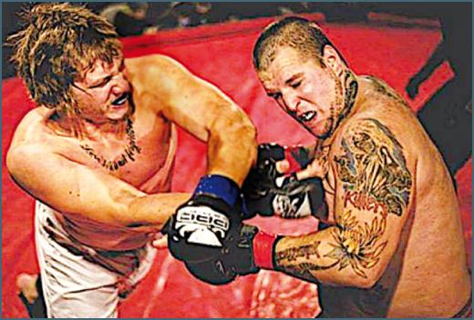 Chewelah's Josh Dehnel defending MMA title this weekend