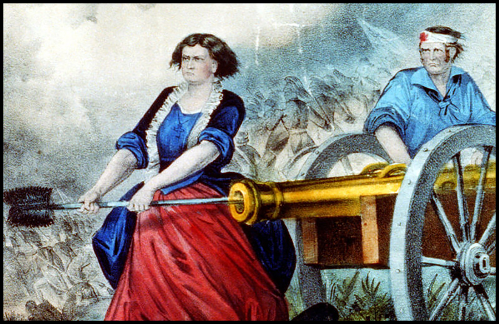 GREAT AMERICANS: Molly Pitcher, Woman of the Revolution