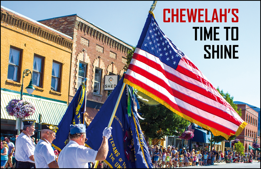 CHATAQUA: Chewelah's time to shine