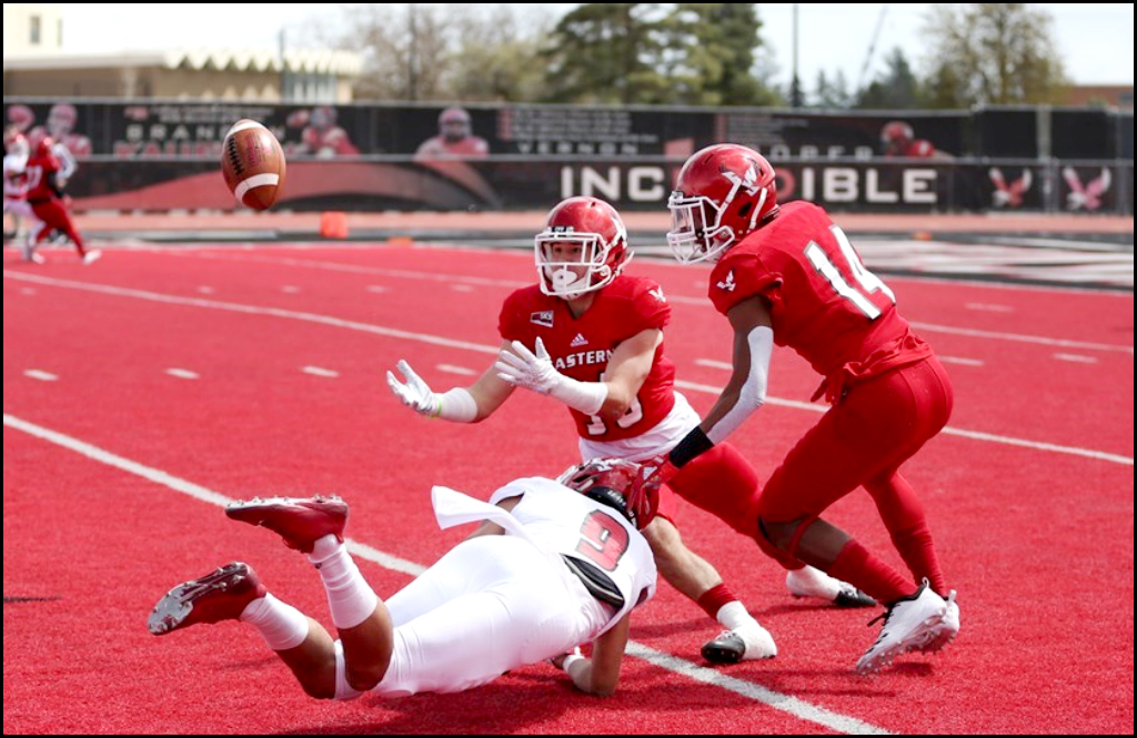 COLLEGE FOOTBALL PREVIEW: EWU Eagles eye return to NCAA D-1 FCS championship