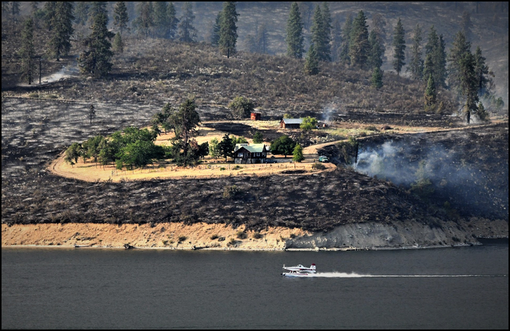 Williams Flats Fire grows to 16,781 acres