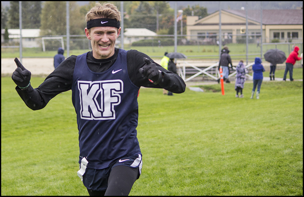 CROSS COUNTRY: Pomrankey, Edwards tops again for Kettle Falls