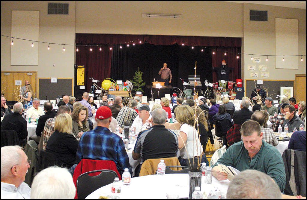 CHEWELAH CHAMBER: Annual auction a good bid for great times