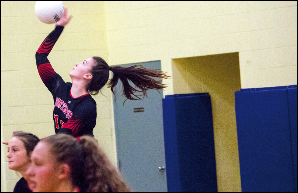 VOLLEYBALL ROUNDUP: Mustangs serve up 3-0 start, Colville splits last week's games