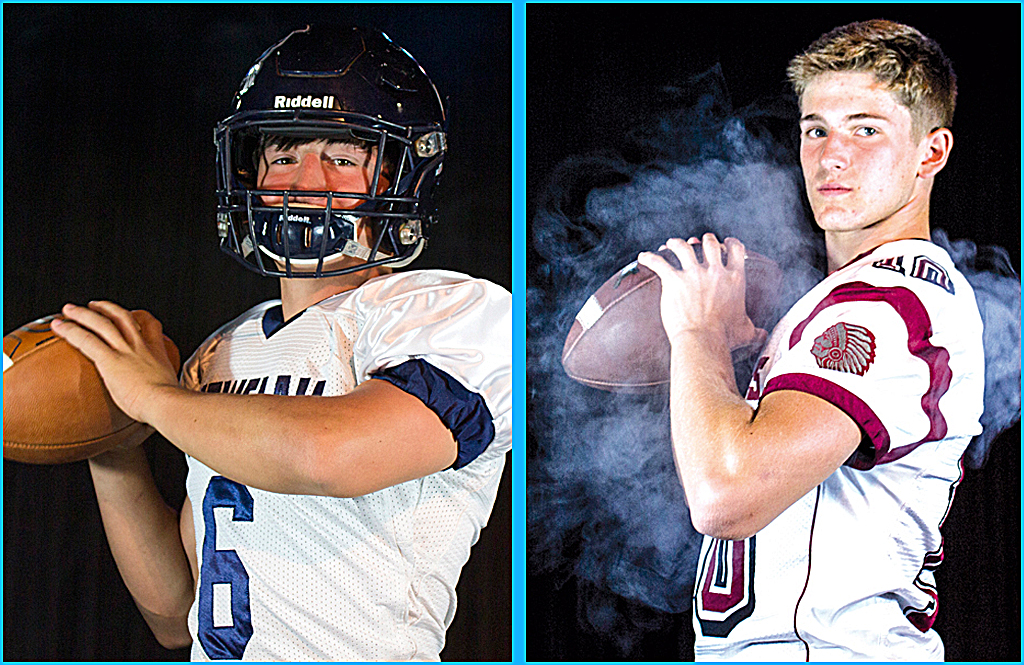 Colville and Chewelah QBs took different route to starting position