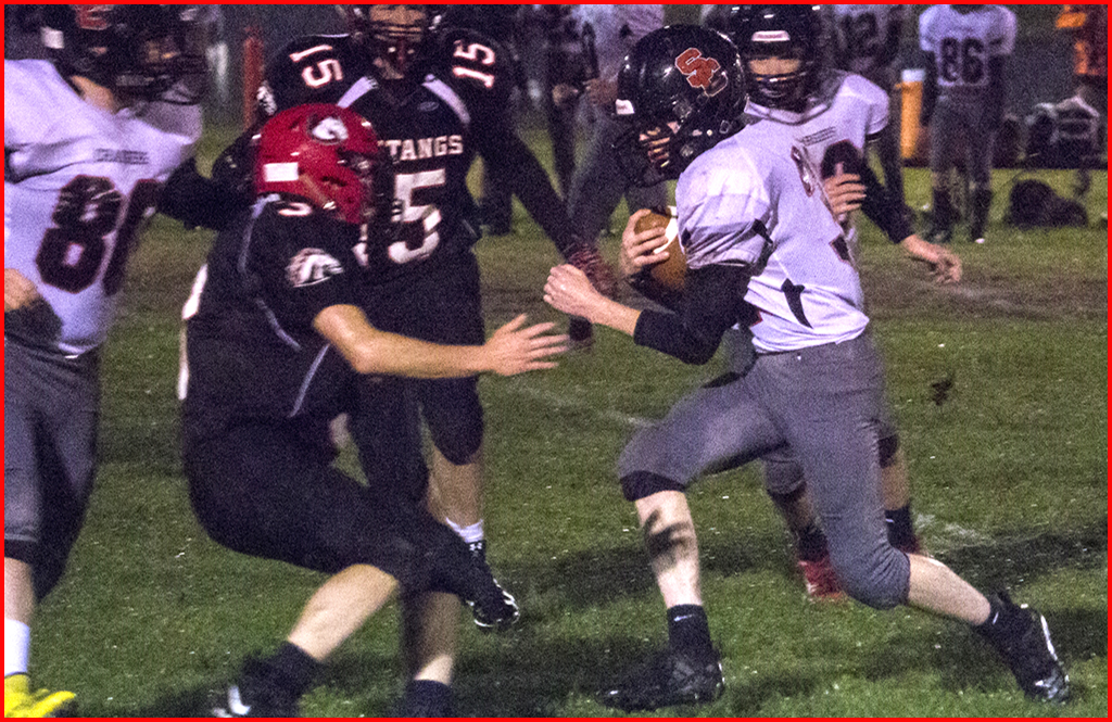 1B FOOTBALL: Chargers gallop to victory over Northport