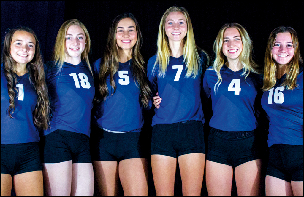 CHEWELAH VOLLEYBALL 2019 PREVIEW: Attacking the net
