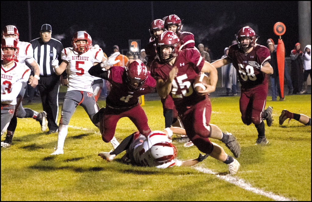 DIE HARD: With a vengeance, Colville keeps postseason hopes going
