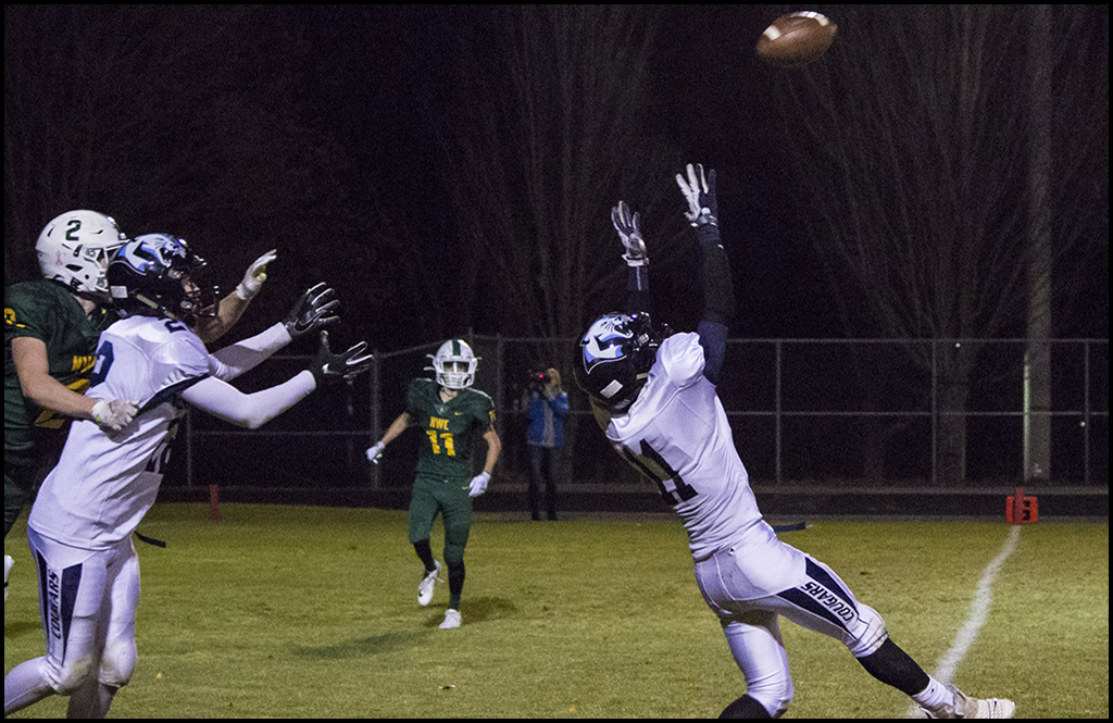 2B FOOTBALL: Jeanneret throws four touchdown passes in 42-6 win over NWC