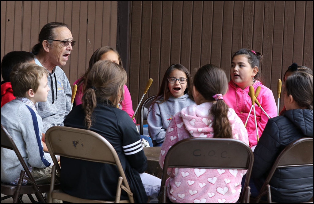 Schools gather in Chewelah to learn more about Spokane Salish culture