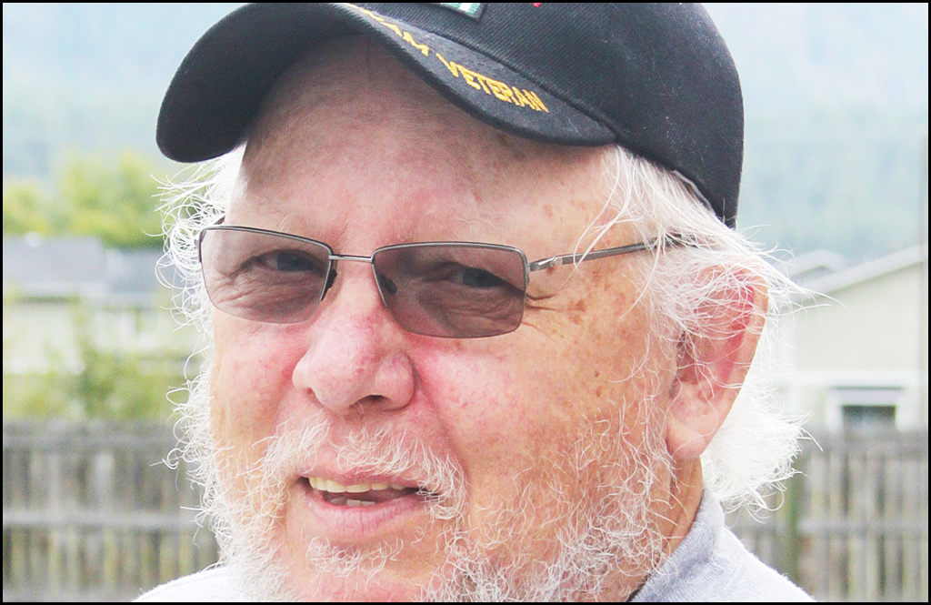Chewelah veteran will take Honor Flight next week