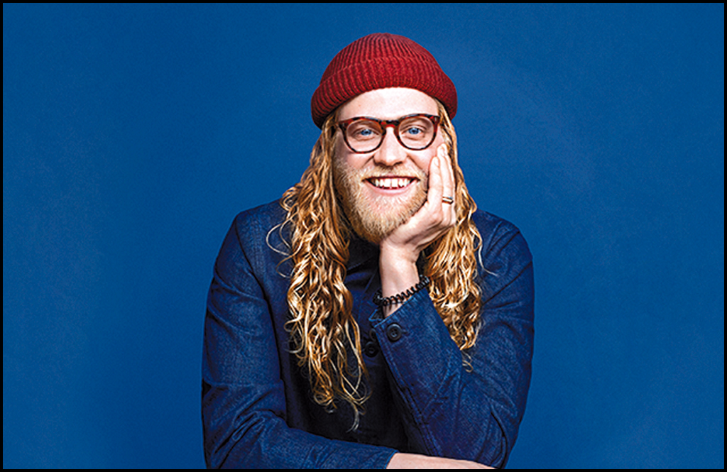 "Allen Stone ""Builds Balance"" with new album release"