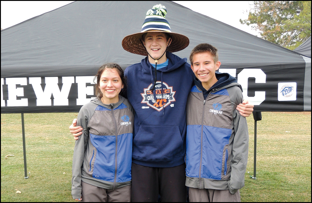 Future looks bright for Chewelah Cross Country