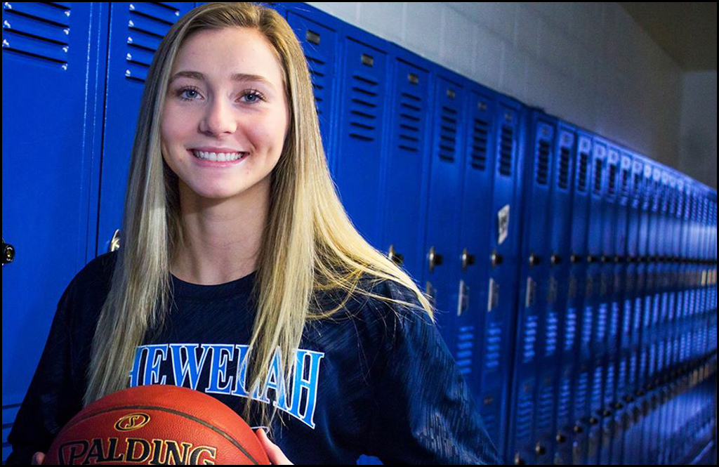 CHEWELAH GIRLS BASKETBALL: Fitzgerald scores 14 in loss to Riverside