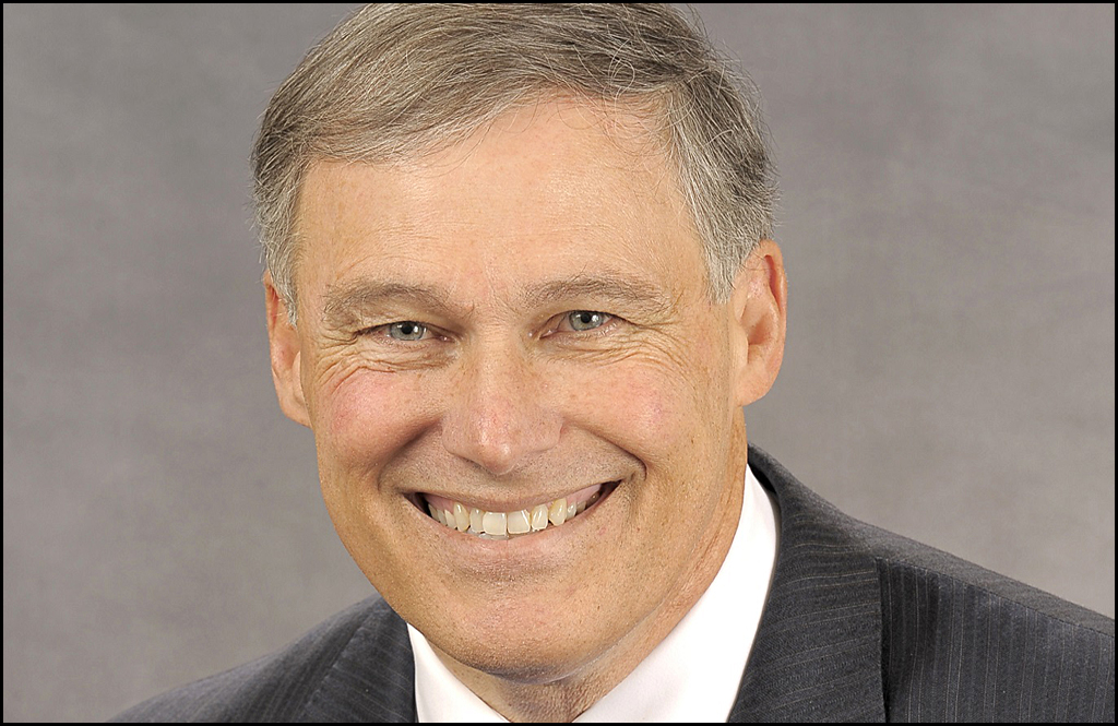 State Patrol makes arrest after threats made toward Gov. Jay Inslee, staff