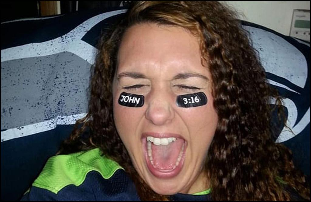 Meet Chewelah's biggest Seahawks fan, Polly Triplett