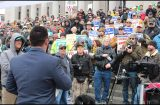 Gun rights advocates rally at Washington Capitol