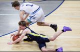 STATE OF MIND: Kettle Falls, Selkirk and St. George's ready to do battle in state basketball tournament