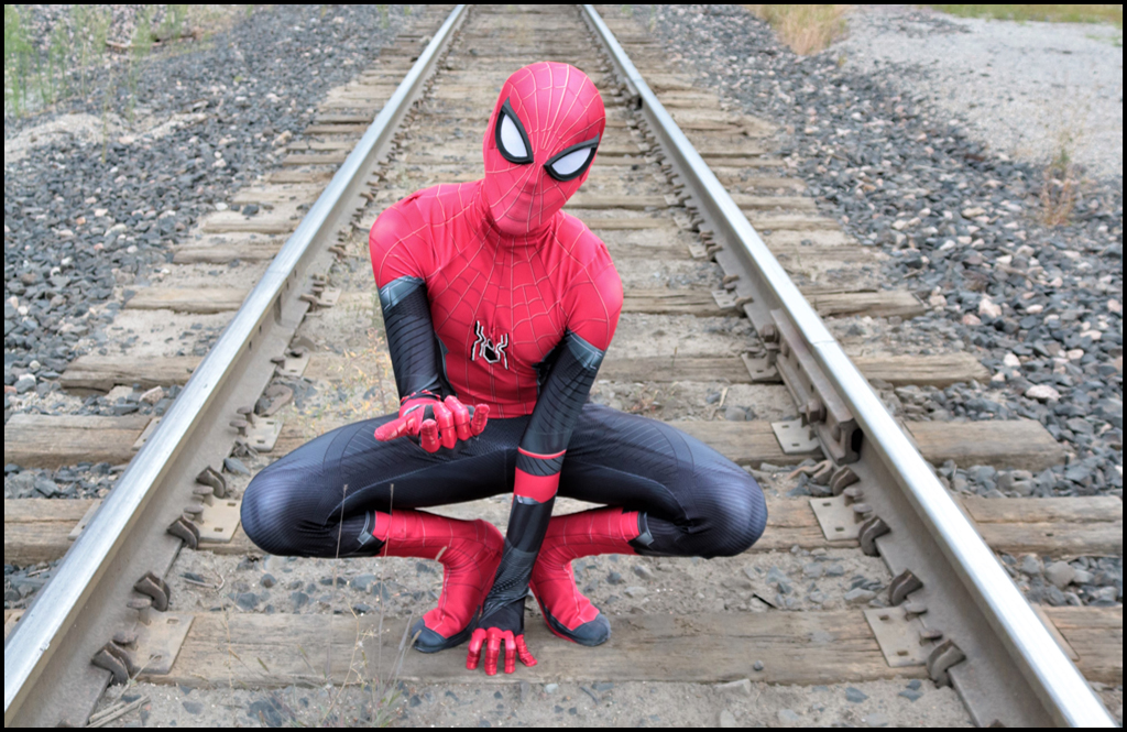 SPIDERMAN: Hero or entertainment option?
