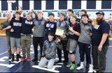 Chewelah wrestling team wins district championship