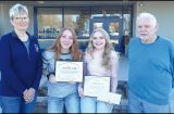 Briggs and Norris named February Citizens of the Month