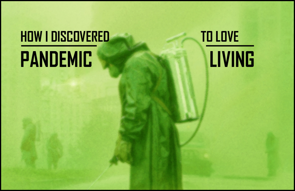 EDITOR'S BLOG: Dr. Fauci and how I learned to love pandemic living