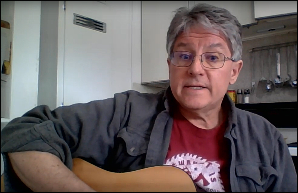 VIDEO OF THE DAY:Mr. Kersey performs Old Oak Tree