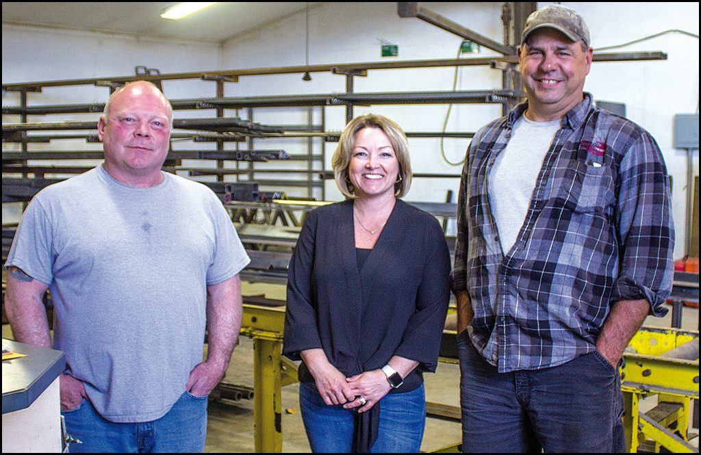 Wuesthoff Excavation adds welding to its services
