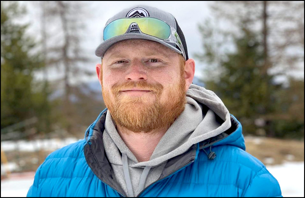 KETTLE FALLS FOOTBALL: Justin Castens climbing the hill to head coaching